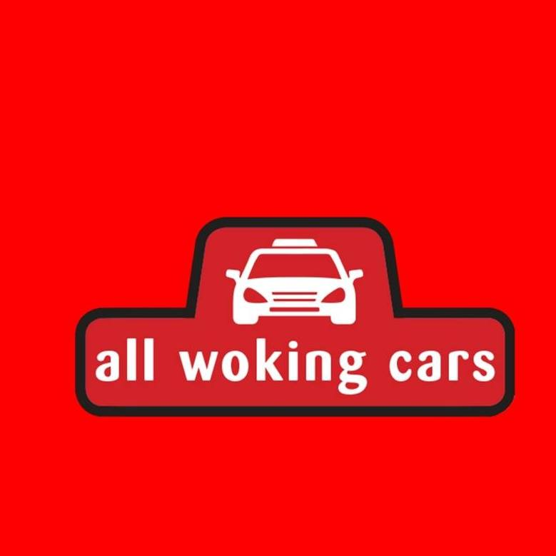 Logo of All Woking Cars Airport Transfer And Transportation Services In Woking, Surrey