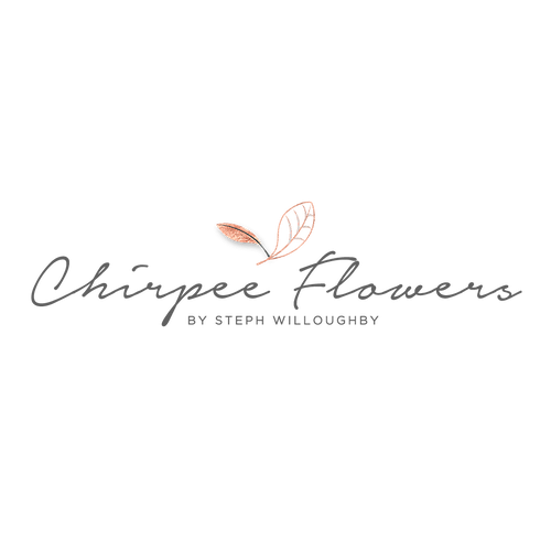 Logo of Chirpee Flowers by Steph Willoughby Florists In Hassocks, West Sussex
