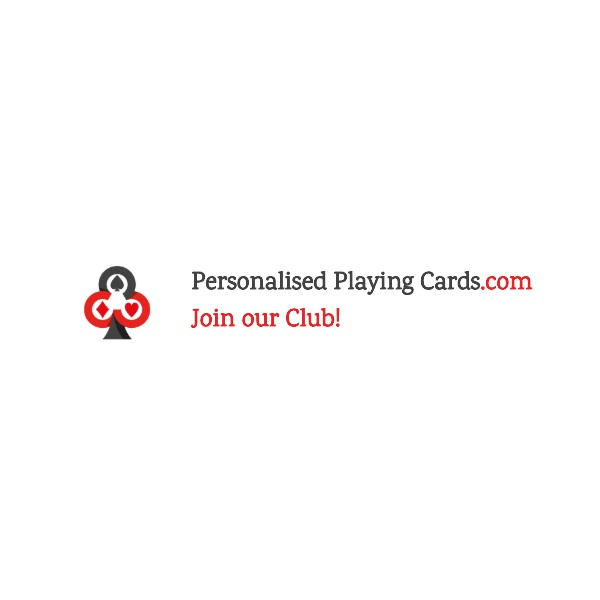 Logo of Personalised Playing Cards