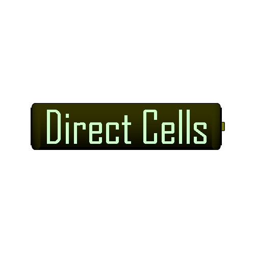 Logo of Direct Cells Battery Suppliers In Birmingham, West Midlands
