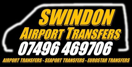 Logo of Swindon Airport Transfers Airport Transfer And Transportation Services In Swindon, Wiltshire