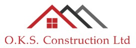 Logo of OKS Construction