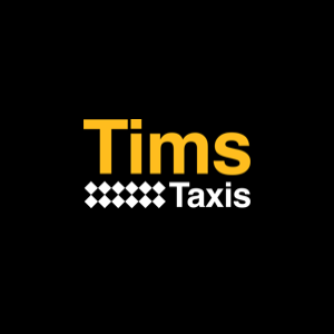 Logo of Tims Taxis
