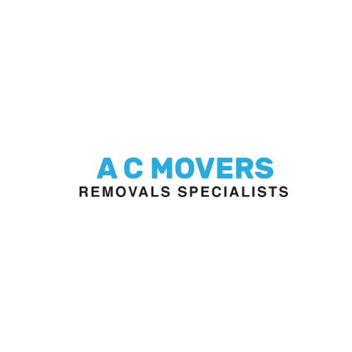 Logo of A C Movers Removal Specialists Household Removals And Storage In Stockton On Tees, County Durham