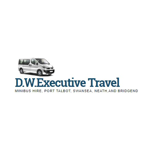 Logo of D W Executive Travel Chauffeur Driven Cars In Llanelli, Dyfed