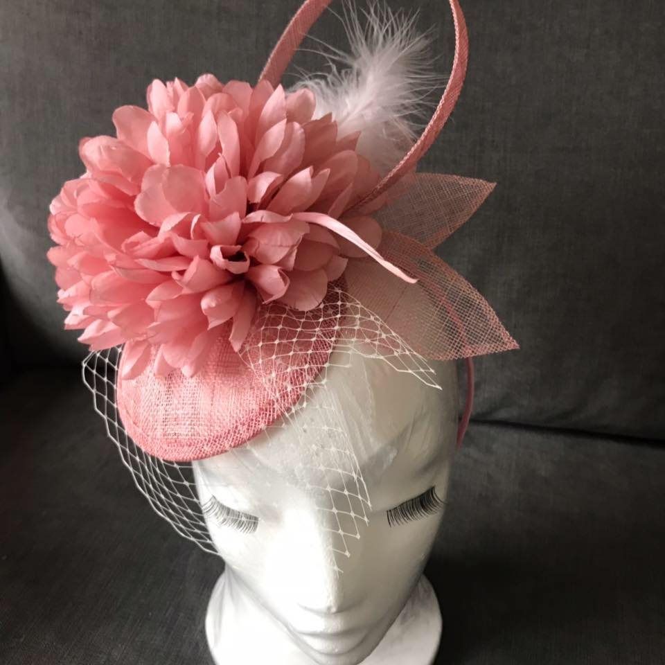 Logo of Millicents Fascinators Fashion Accessories In Marske By The Sea, Cleveland