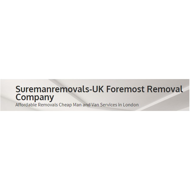 Logo of Sureman Removals Removals And Storage - Household In London