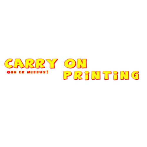 Logo of Carry On Printing Printers In Scarborough, North Yorkshire