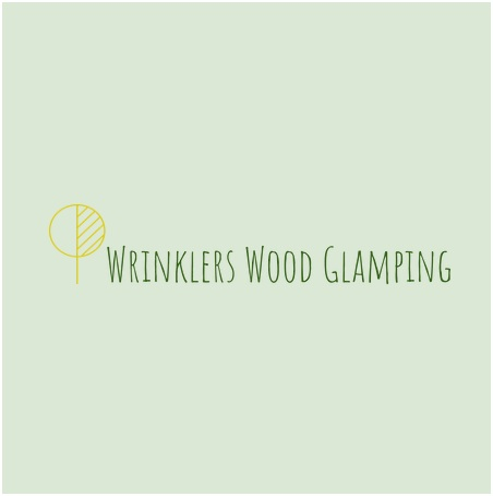 Logo of Wrinklers Wood Glamping Camping Sites In St Agnes, Cornwall
