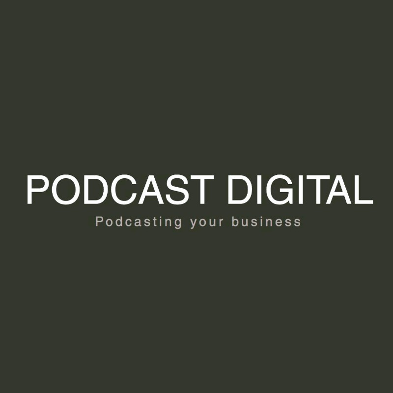 Logo of Podcast Digital