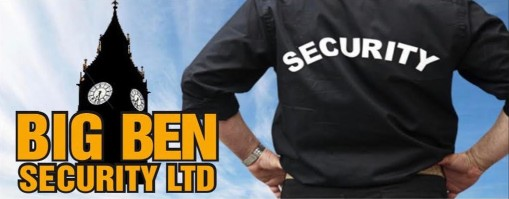 Logo of Big Ben Security Security Services In London
