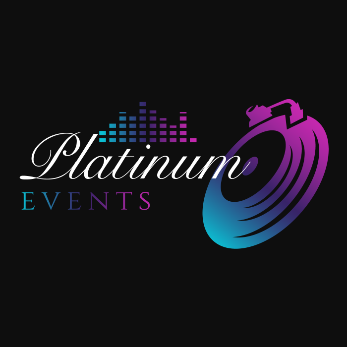 Logo of Platinum Events Discos - Mobile In Trimdon, County Durham