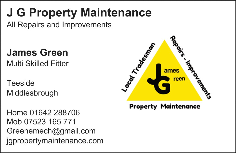 Logo of J G Property Maintenance