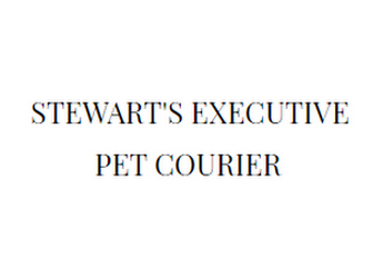 Logo of Stewart's executive pet courier Couriers In Robertsbridge, East Sussex