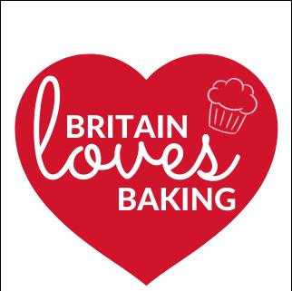 Logo of Britain Loves Baking