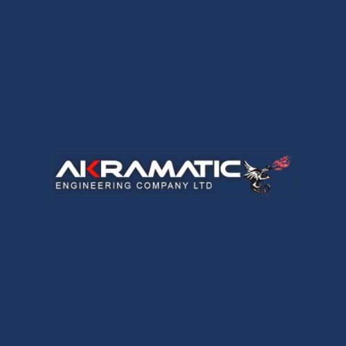 Logo of Akramatic Engineering Metal Fabrication In Alfreton, Derbyshire