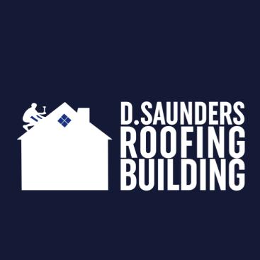 Logo of D Saunders Roofing and Building