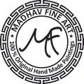 Logo of madhav fine art