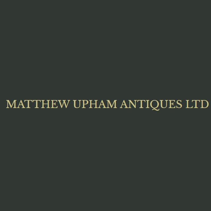 Logo of Matthew Upham Antiques Ltd Antique Shop In London, Greater London