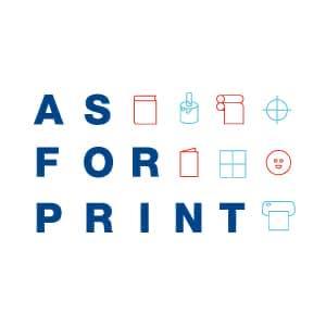 Logo of ASFORPRINT