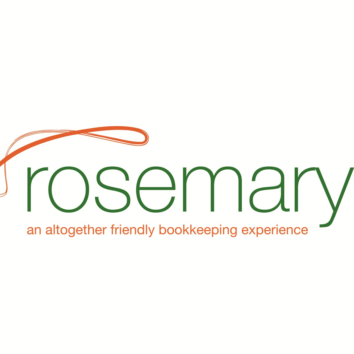 Logo of Rosemary Bookkeeping Bookkeeping Services In Gatwick, West Sussex