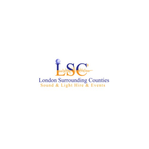 Logo of LSC Sound and Light Hire Surrey