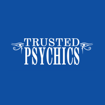 Logo of Trusted Psychics