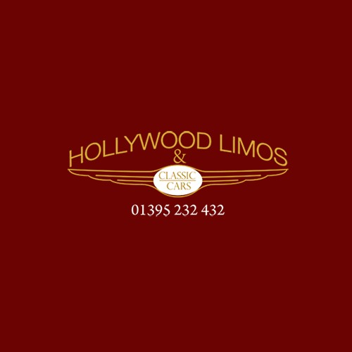 Logo of Hollywood Limos Wedding Cars In Exmouth, Devon