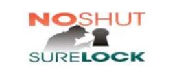 Logo of No Shut Surelock
