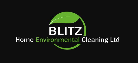 Logo of Blitz Home Environmental Cleaning Ltd