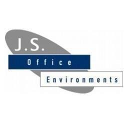 Logo of J S Office Environments Office Furniture And Equipment In London, Greater London