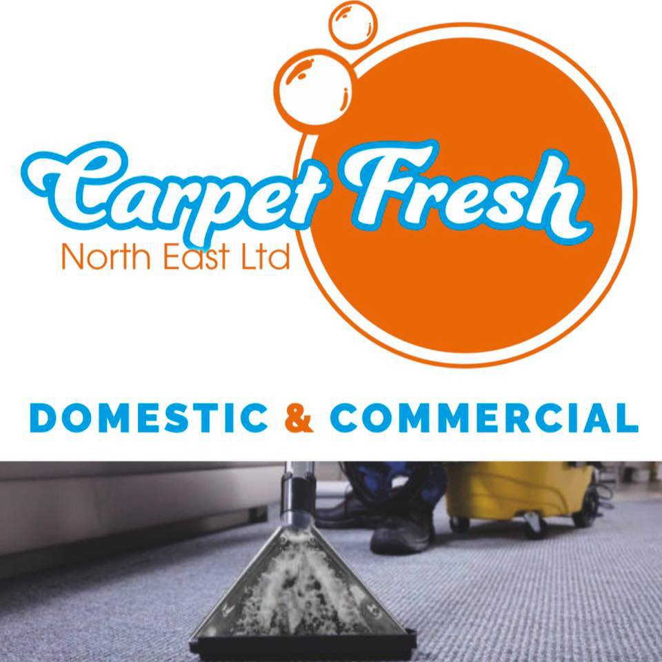 Logo of Carpet Fresh North East Carpet Cleaners In Middlesbrough, North Yorkshire