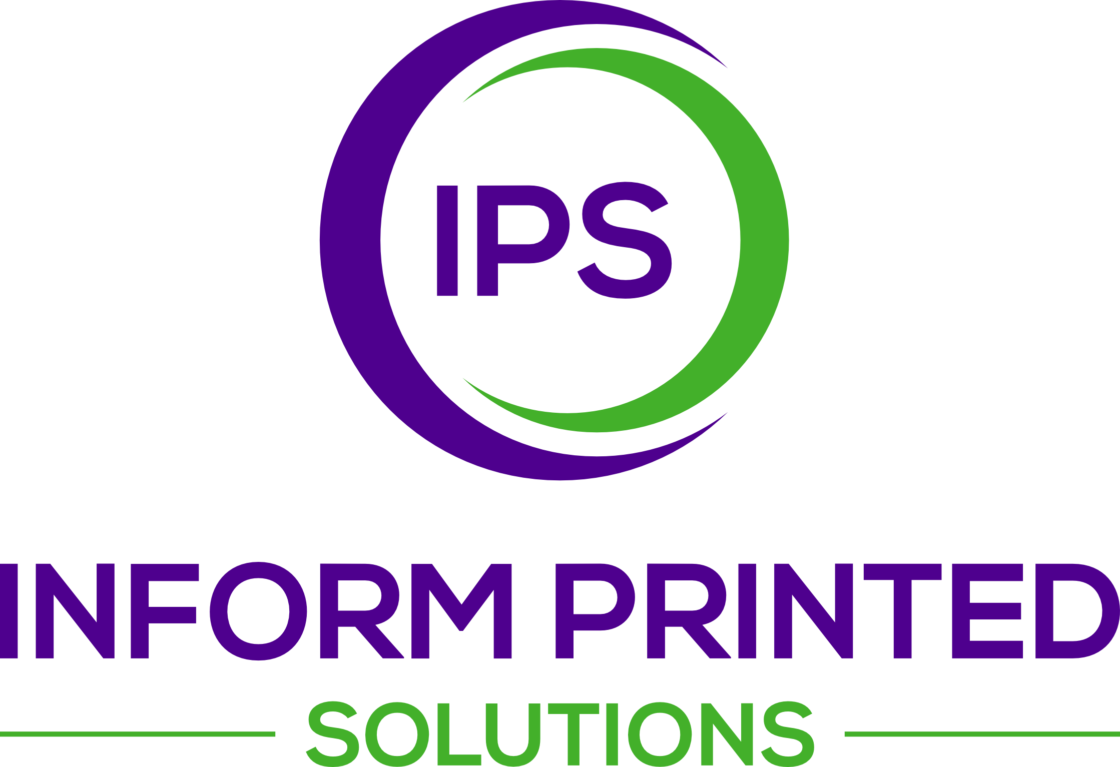 Logo of Inform Printed Solutions