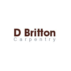 Logo of D Britton Carpentry