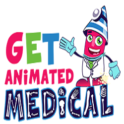 Logo of Get Animated! Medical Audio-Visual Production And Presentation Services In Warlingham, West Sussex