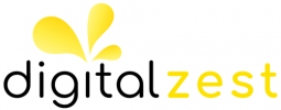 Logo of Digital Zest Creative Marketing In Scarborough, North Yorkshire