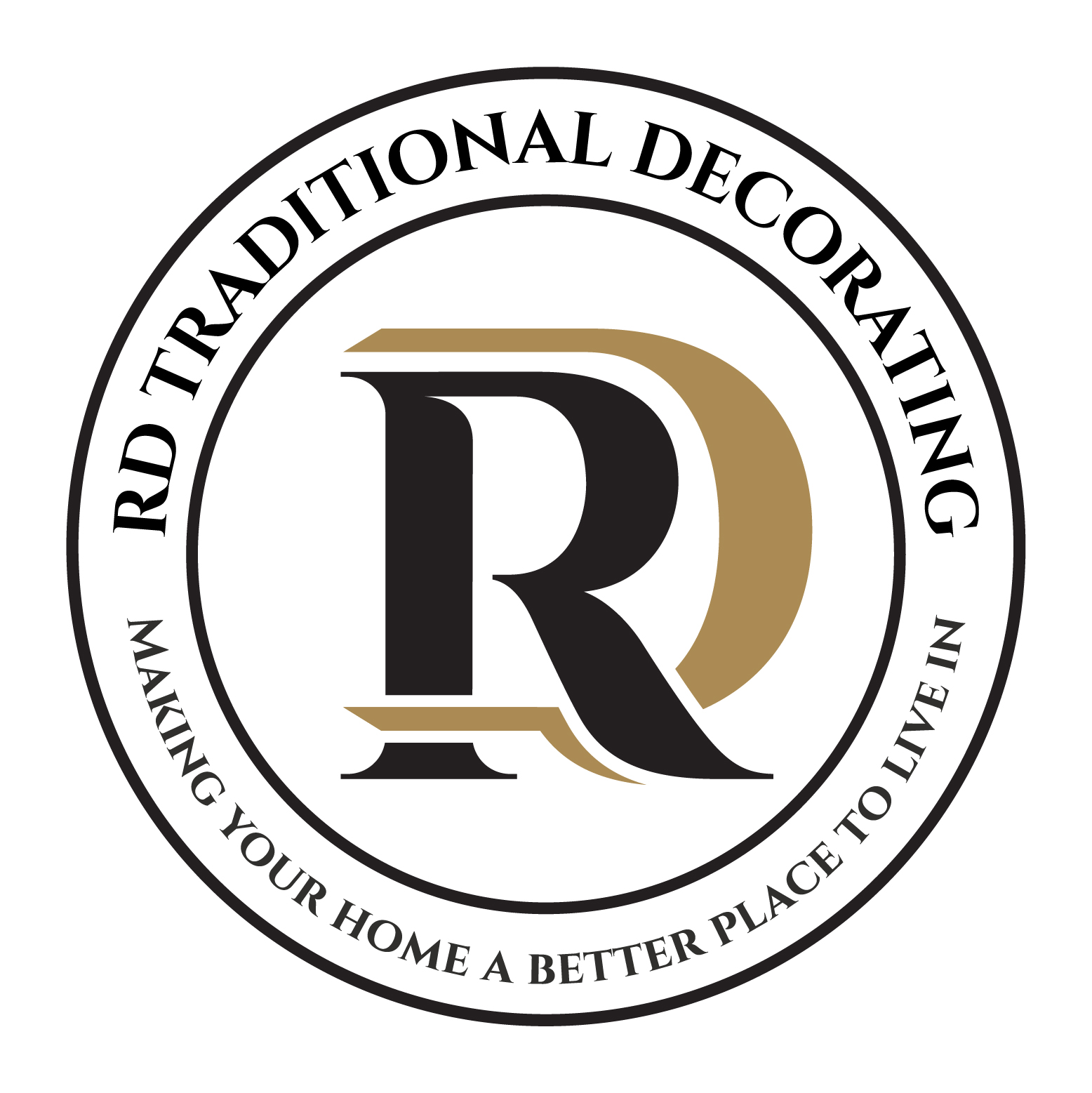 Logo of RD Traditional Decorating