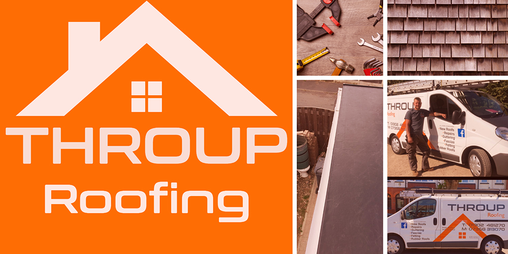 Logo of Throup Roofing Ltd