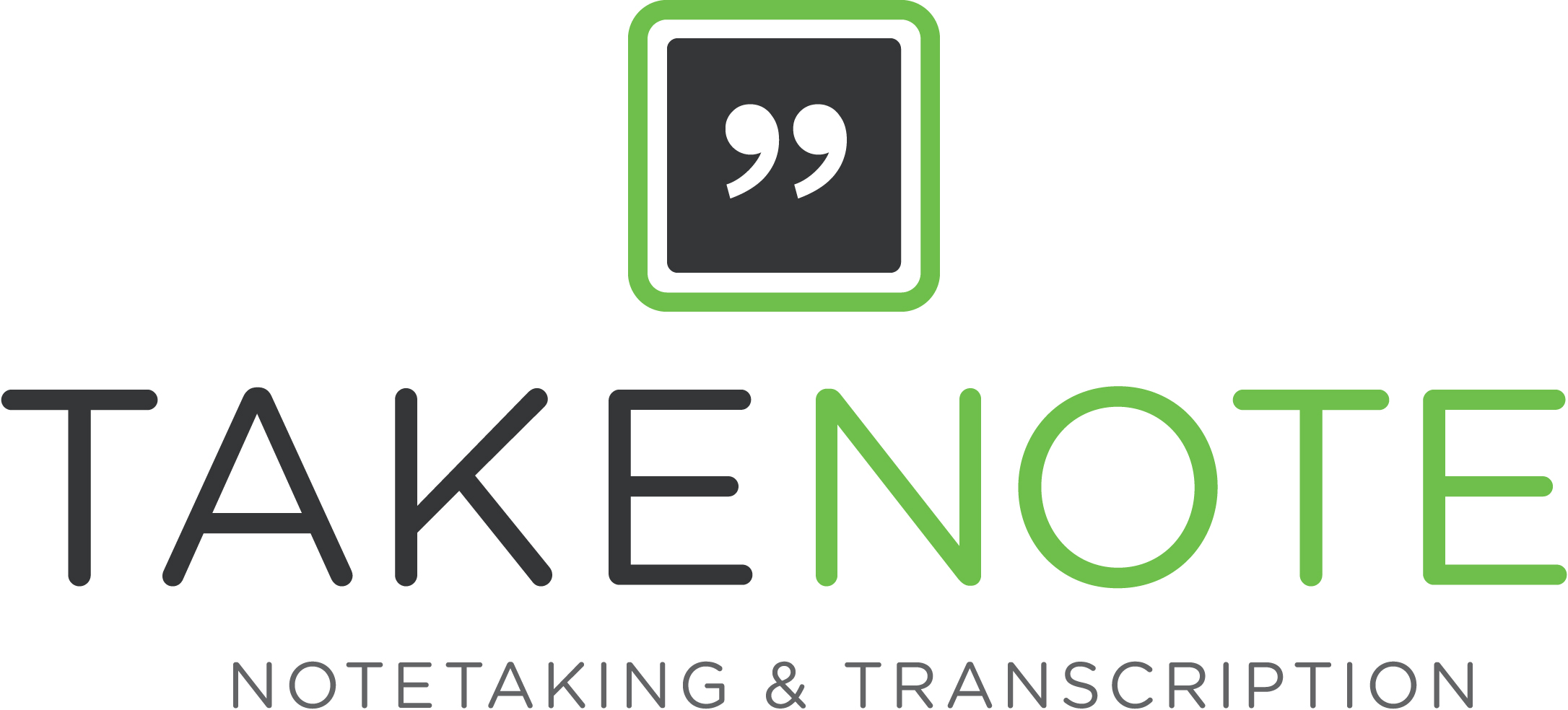 Logo of Take Note Secretarial And Typing Services In London