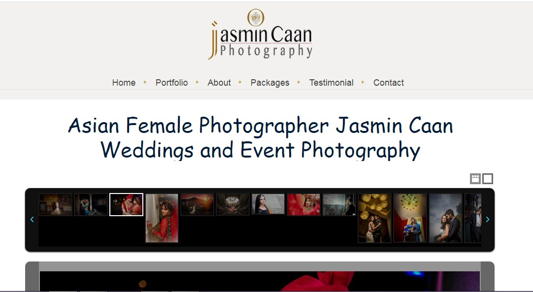 Logo of Jasmin Photography