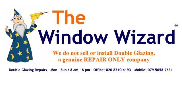 Logo of The Window Wizard