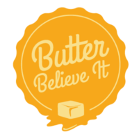 Logo of Butter Believe It