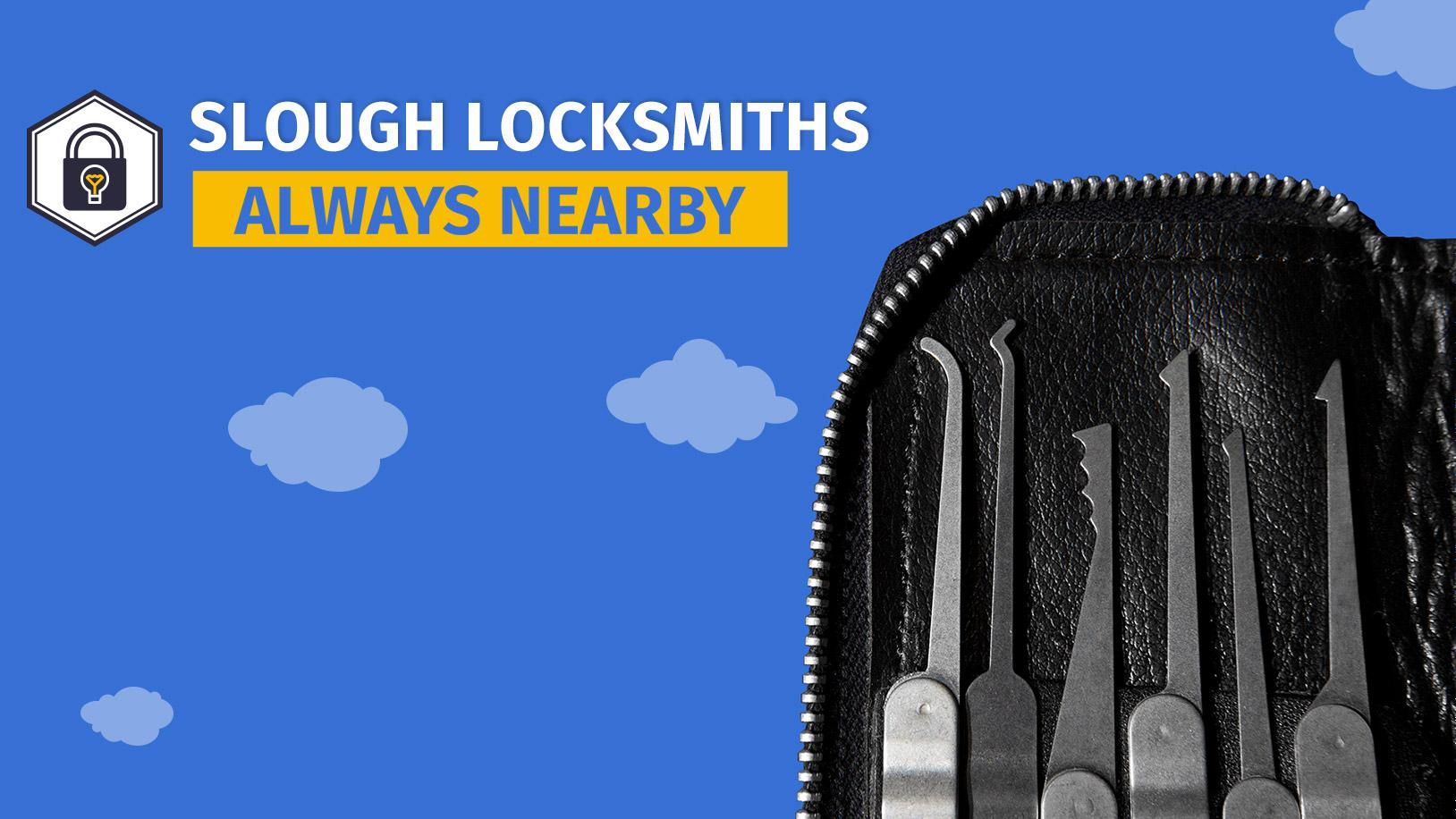Logo of Slough Locksmiths