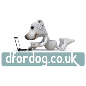 Logo of D for Dog Pet Shops And Pet Supplies In Ruislip, Middlesex