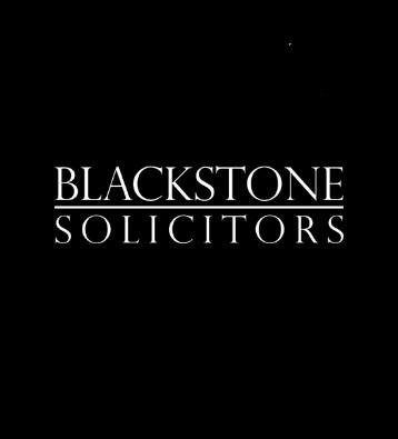 Logo of Blackstone Solicitors