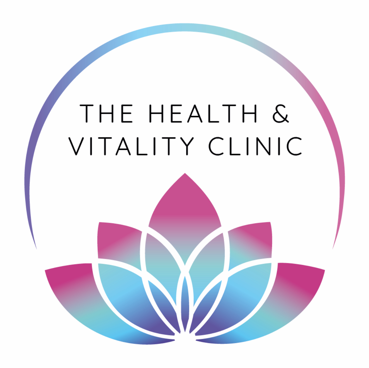 Logo of The Health and Vitality Clinic Aesthetics In Leamington Spa, Warwickshire