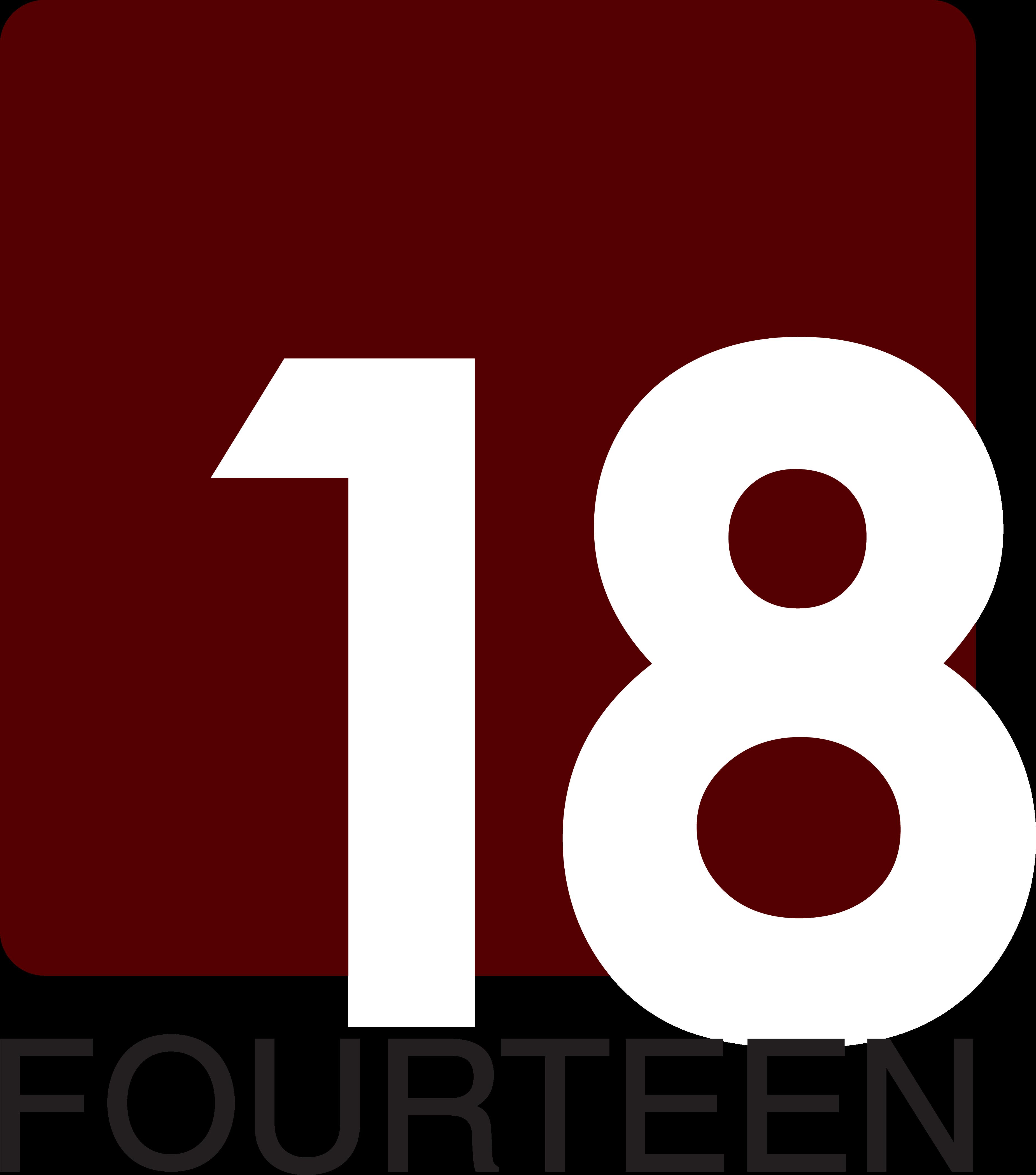 Logo of 18Fourteen