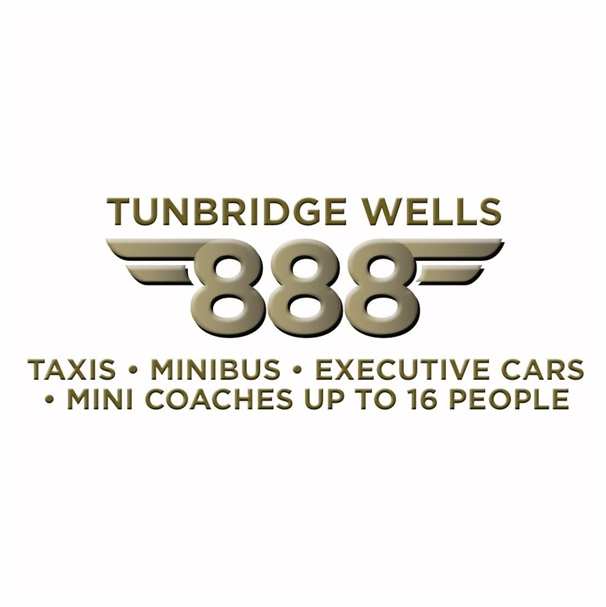 Logo of Tunbridge Wells 888 Taxis Taxis And Private Hire In Tunbridge Wells, Kent