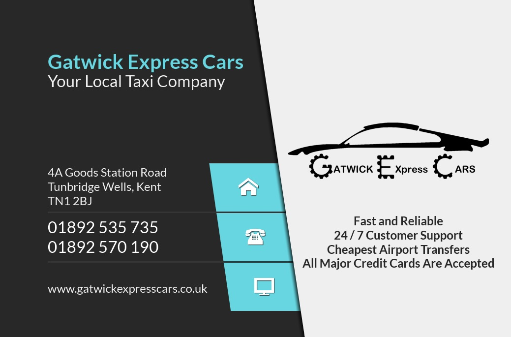 Logo of Gatwick Express Cars Taxis And Private Hire In Tunbridge Wells, Kent