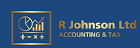 Logo of R Johnson LTD Bookkeeping And Accountants In Warrington, Cheshire